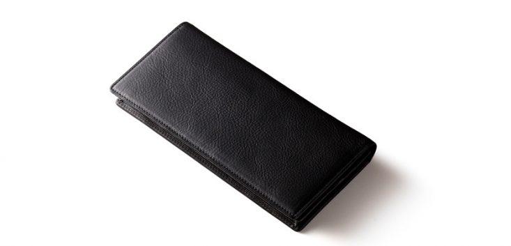 牛革メンズ長財布